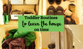 toddler routines