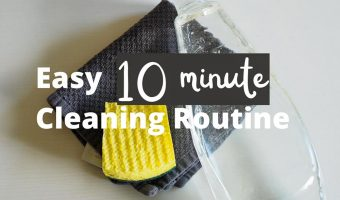 FB_Easy 10 minute cleaning routine after every meal
