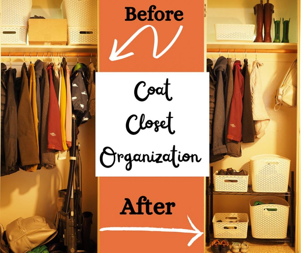 FB-Before and After Coat Closets organization