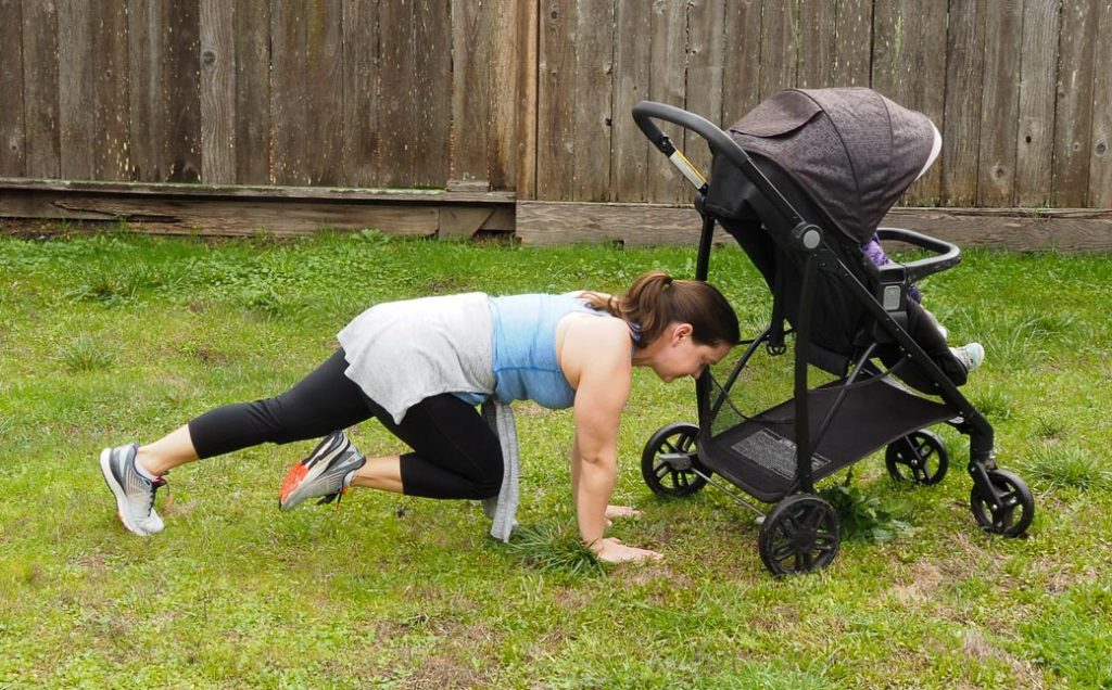 5 out of 5 best stroller fitness workout