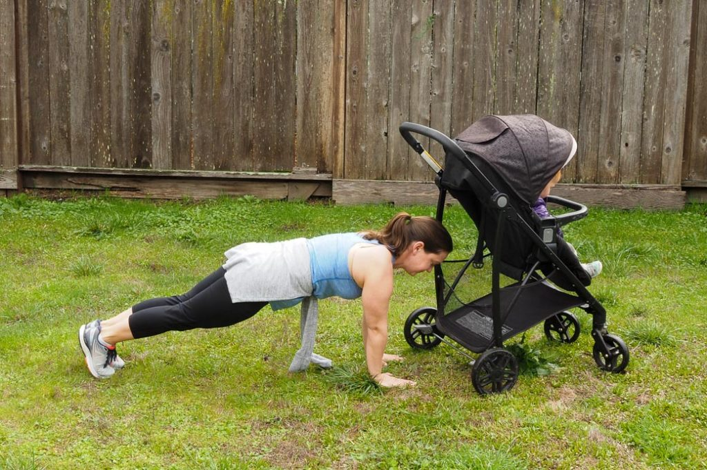 2 out of 5 best stroller fitness workout