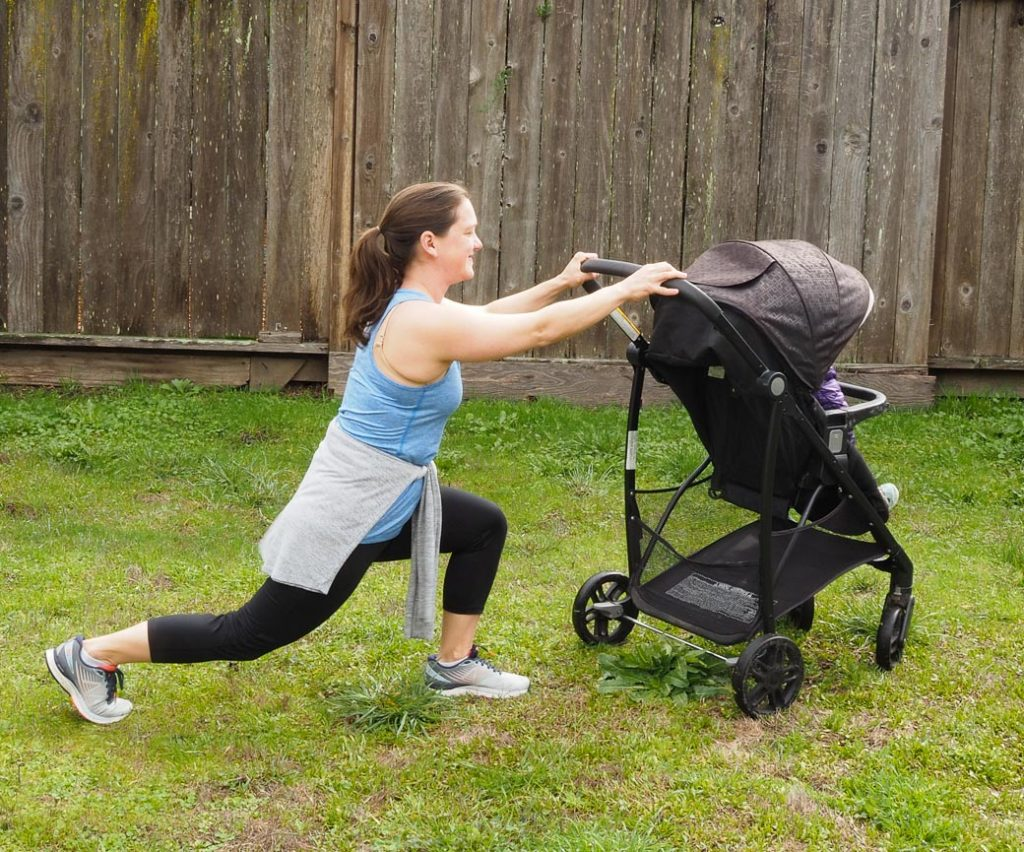 4 out of 5 best stroller fitness workout