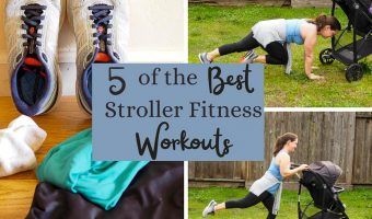 5 of the Stroller Fitness Workouts