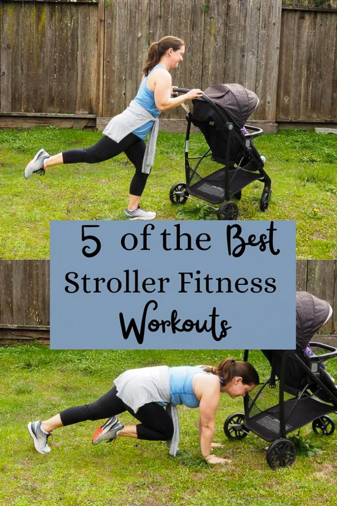 5 of the best stroller fitness workouts