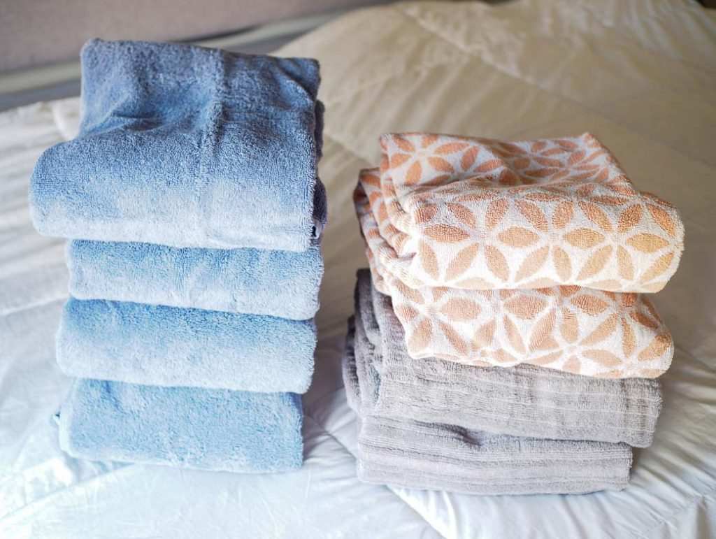 How to love doing laundry by reducing the amount