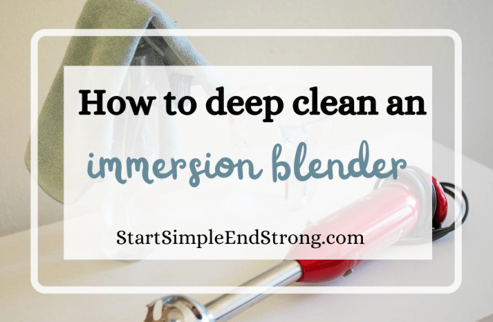 how to use an immersion blender