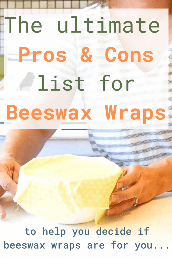 pros and cons of beeswax wraps